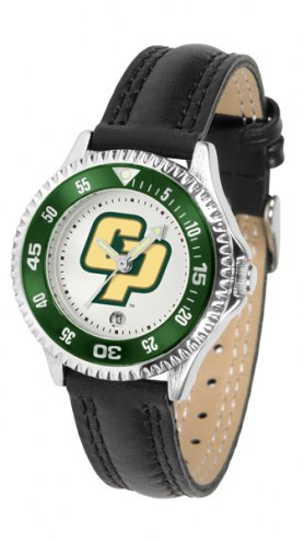California Polytechnic State Mustangs Competitor Women's Watch
