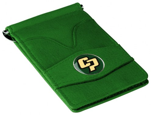 California Polytechnic State Mustangs Green Player's Wallet