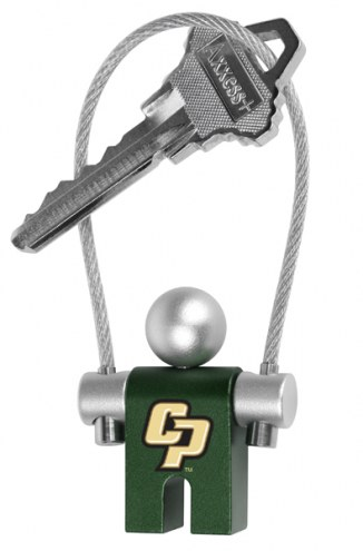 California Polytechnic State Mustangs Jumper Keychain