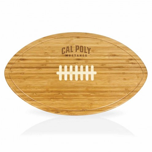 California Polytechnic State Mustangs Kickoff Cutting Board