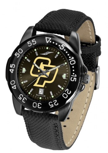 California Polytechnic State Mustangs Men's Fantom Bandit AnoChrome Watch