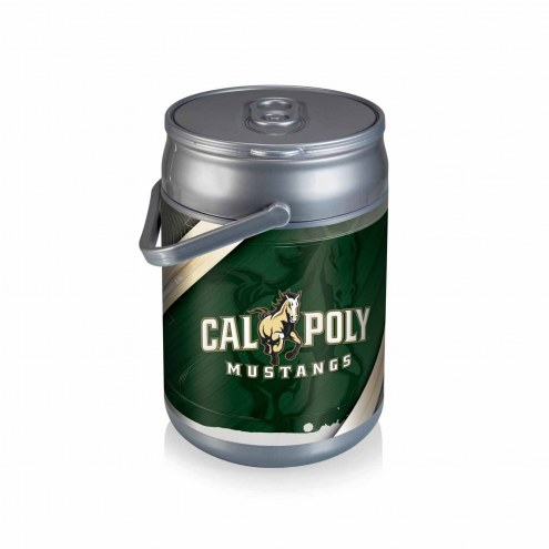 California Polytechnic State Mustangs NCAA Can Cooler