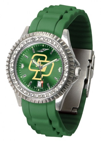 California Polytechnic State Mustangs Sparkle Women's Watch