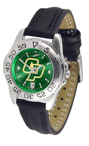 California Polytechnic State Mustangs Sport AnoChrome Women's Watch