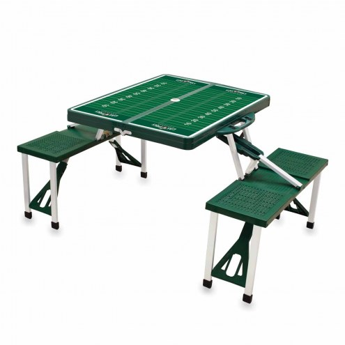 California Polytechnic State Mustangs Sports Folding Picnic Table