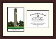 California Riverside Highlanders Legacy Scholar Diploma Frame