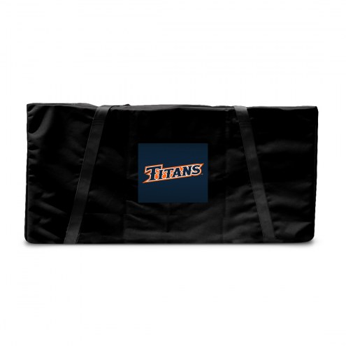 California State Fullerton Titans Cornhole Carrying Case