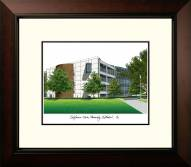 California State Fullerton Titans Legacy Alumnus Framed Lithograph