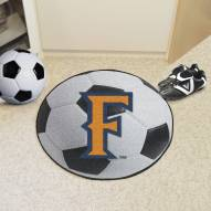 California State Fullerton Titans Soccer Ball Mat