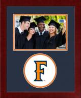 California State Fullerton Titans Spirit Horizontal Photo Frame