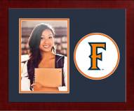 California State Fullerton Titans Spirit Vertical Photo Frame