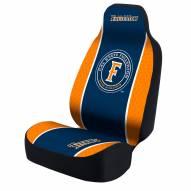 California State Fullerton Titans Stripe Universal Bucket Car Seat Cover