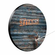 California State Fullerton Titans Weathered Design Hook & Ring Game