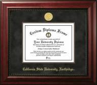 California State Northridge Matadors Executive Diploma Frame