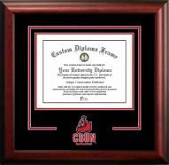 California State Northridge Matadors Spirit Diploma Frame