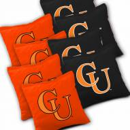 Campbell Fighting Camels Cornhole Bags