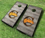 Campbell Fighting Camels Cornhole Board Set