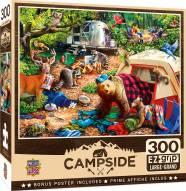 Campside Campsite Trouble 300 Piece EZ Grip Puzzle