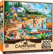 Campside Day at the Lake 300 Piece EZ Grip Puzzle