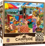 Campside Trip to the Coast 300 Piece EZ Grip Puzzle