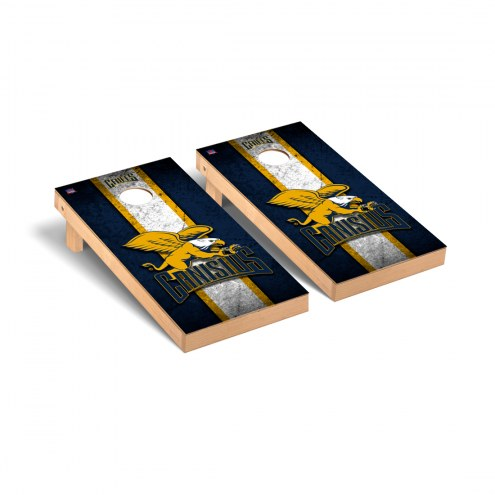 Canisius Golden Griffins Vintage Cornhole Game Set