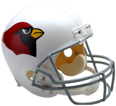 Riddell St. Louis Cardinals Deluxe Replica Throwback NFL Football Helmet