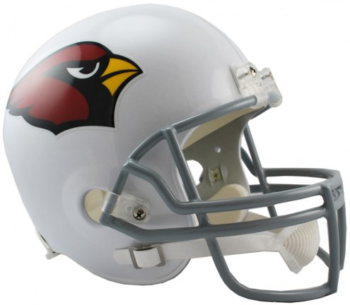 Riddell Arizona Cardinals Deluxe Collectible NFL Football Helmet