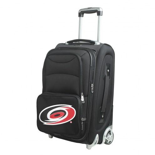 """Carolina Hurricanes 21"""" Carry-On Luggage"""