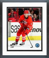 Carolina Hurricanes Andrej Nestrasil Action Framed Photo