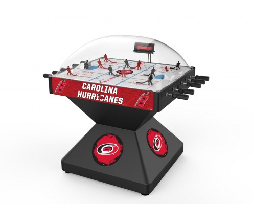 Carolina Hurricanes Deluxe Bubble Hockey