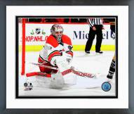 Carolina Hurricanes Cam Ward Action Framed Photo