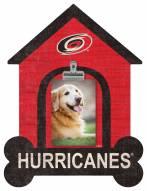 Carolina Hurricanes Dog Bone House Clip Frame