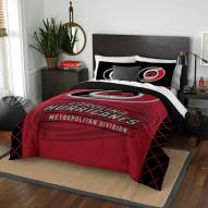 Carolina Hurricanes Draft Full/Queen Comforter Set