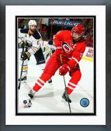 Carolina Hurricanes Eric Staal Action Framed Photo