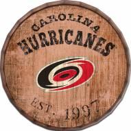 "Carolina Hurricanes Established Date 16"" Barrel Top"
