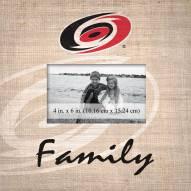 Carolina Hurricanes  Family Picture Frame