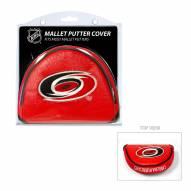 Carolina Hurricanes Golf Mallet Putter Cover