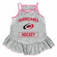 Carolina Hurricanes Gray Dog Dress