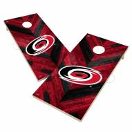 Carolina Hurricanes Herringbone Cornhole Game Set