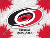 Carolina Hurricanes Logo Canvas Print