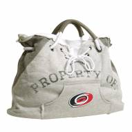 Carolina Hurricanes Hoodie Tote Bag