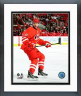 Carolina Hurricanes Jay McClement Action Framed Photo