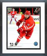 Carolina Hurricanes John-Michael Liles Action Framed Photo