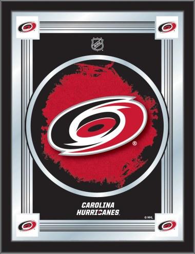 Carolina Hurricanes Logo Mirror