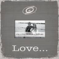Carolina Hurricanes  Love Picture Frame
