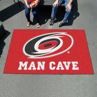 Carolina Hurricanes Man Cave Ulti-Mat Rug