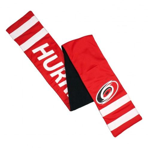 Carolina Hurricanes NHL Jersey Scarf