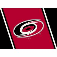 Carolina Hurricanes NHL Team Spirit Area Rug