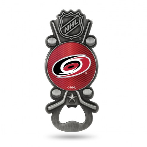 Carolina Hurricanes Party Starter Bottle Opener