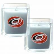 Carolina Hurricanes Scented Candle Set